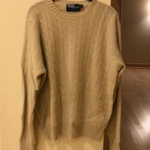 Polo by Ralph Lauren cashmere sweater